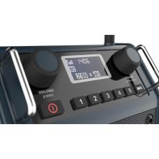 DAB+PRO BLAUW DAB+ - FM RDS - AUX-IN